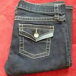 Victoria secret bootcut jeans